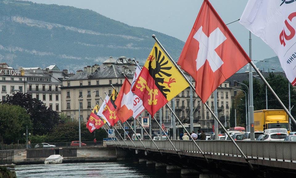 cartomanzia bandiera svizzera
